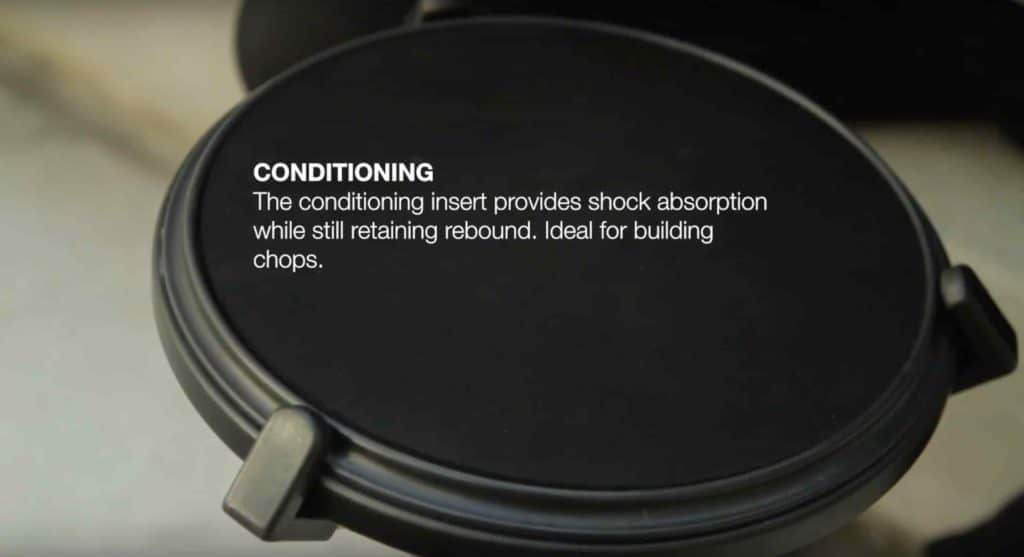 Drum Set Alternative - Practice Pad Conditioning Surface