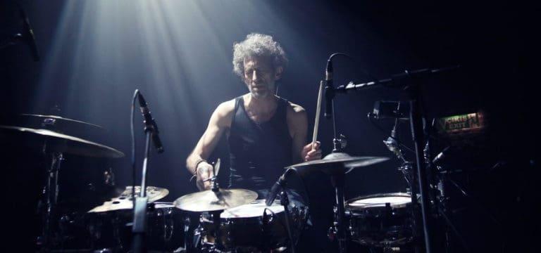Jojo Mayer Plays Drum Chops
