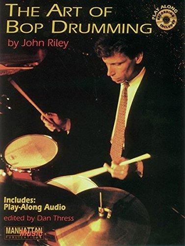 Bop drumming book