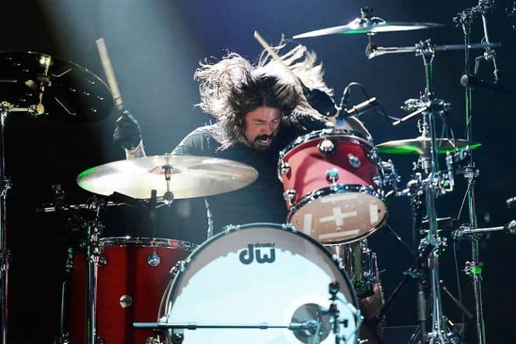 Dave Grohl Drums