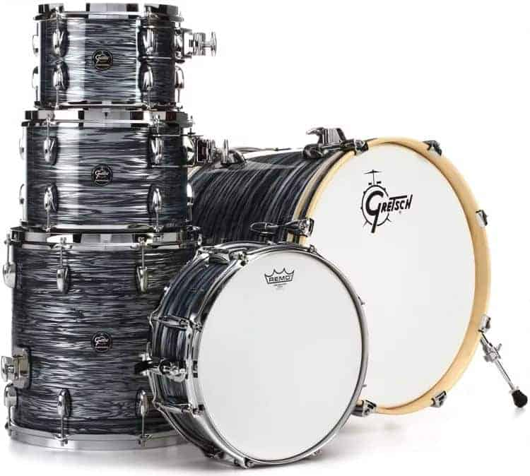 Parts of a drum kit - How to play drums for beginners