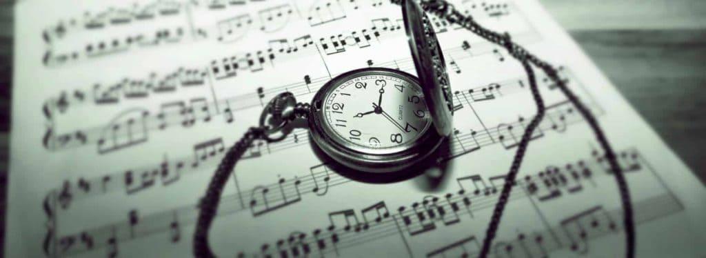 Understanding tempo visualisation