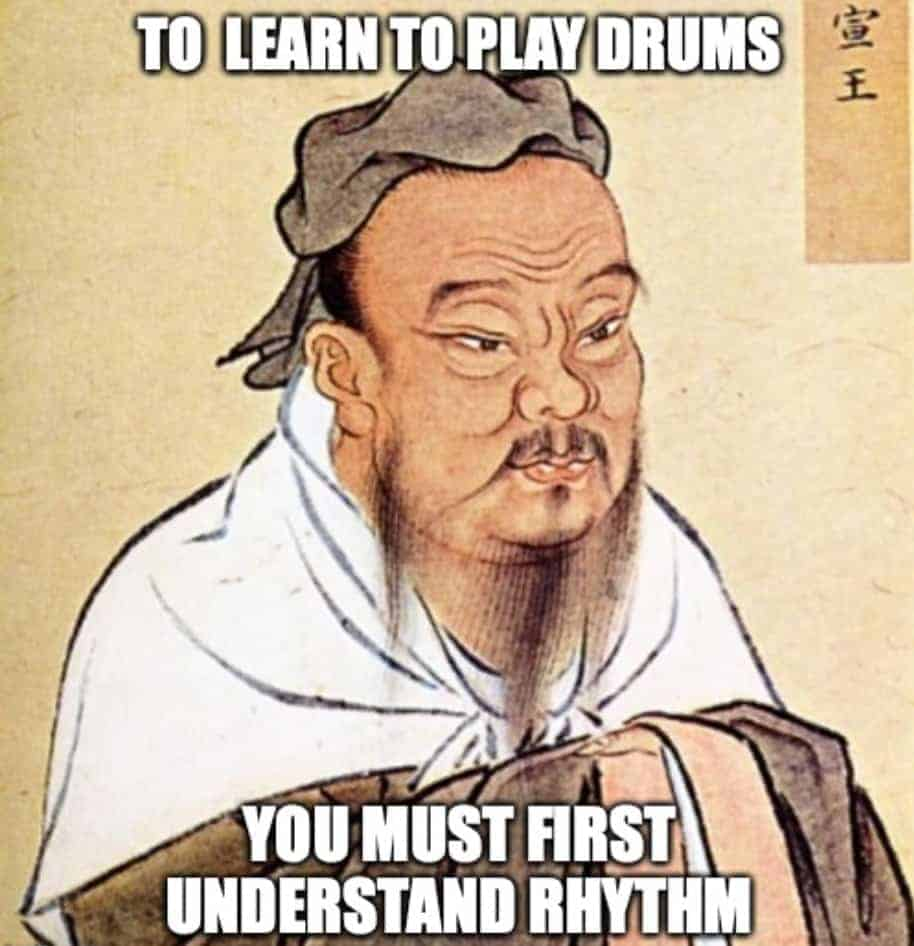 Wise Man How To Play Drums For Beginners