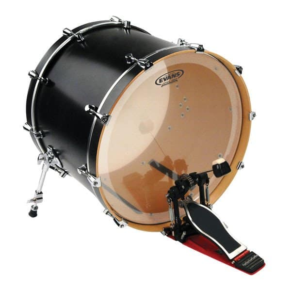 bass drum - learn to play the drums