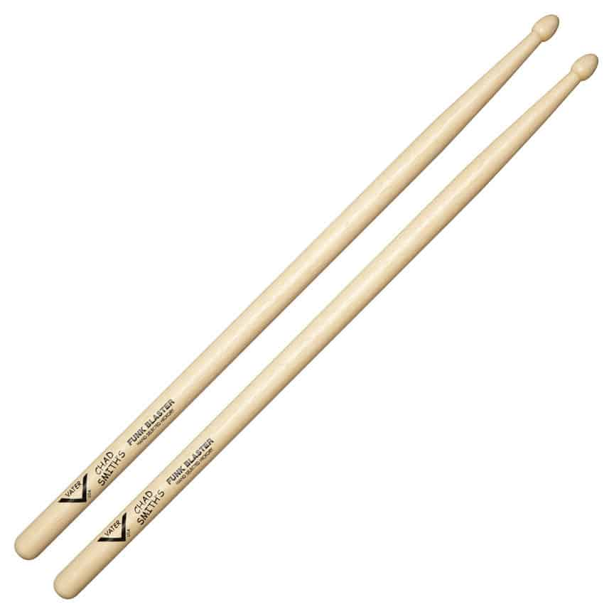 Best drumsticks for rock Chad Smith's Funk Blaster