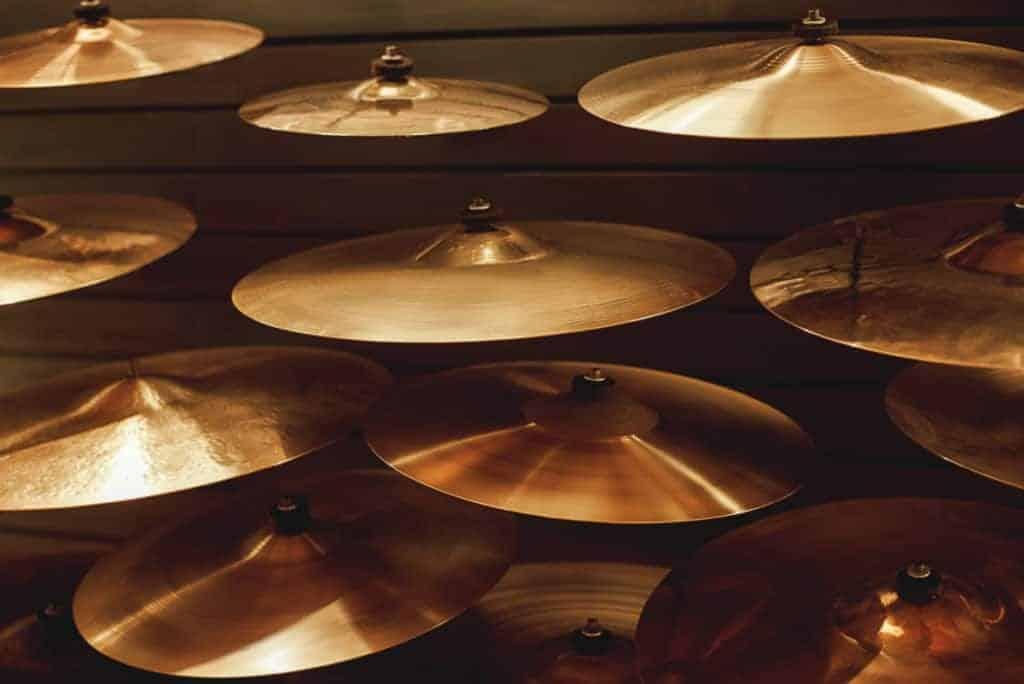 Acoustic Drum Set Cymbals