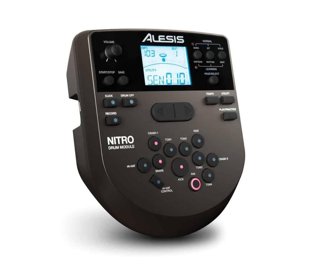 Alesis Nitro Mesh Electronic Drum Module
