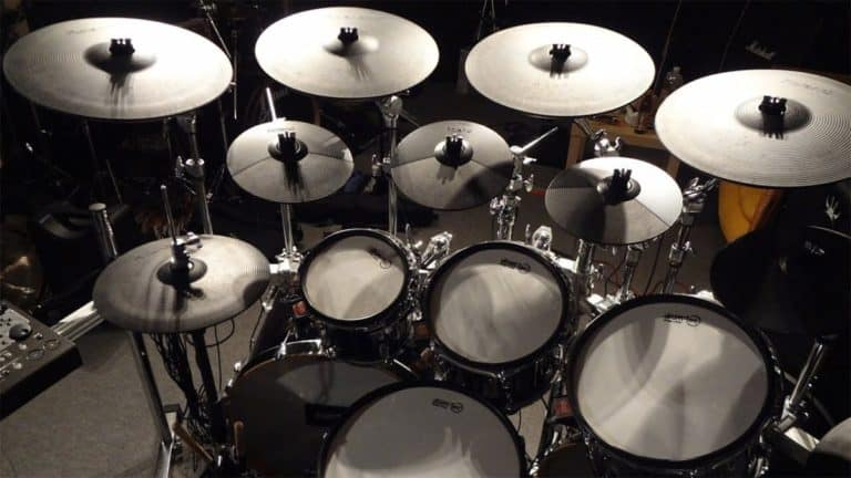 Electronic Drum Set for Metal