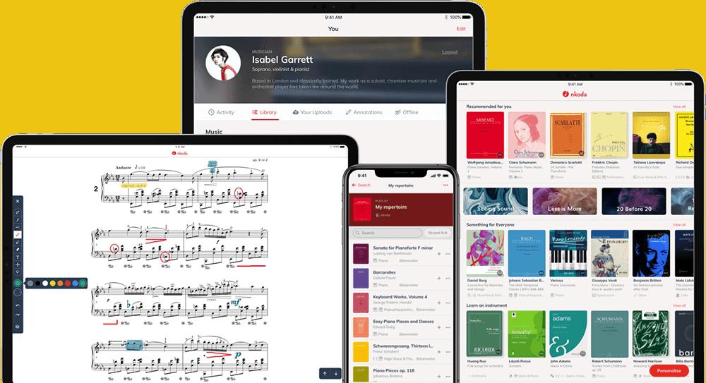 Best sheet music apps